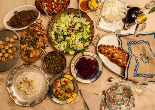 Mediterranean Shabbat dinner.jpg