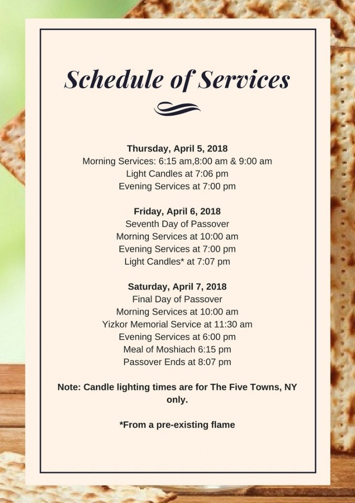 Pesach Schedule 2018 - Last Days Only.jpg