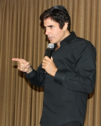 David Copperfield, April 16, 2018