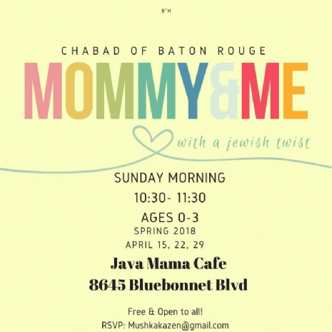 Mommy & Me 2018