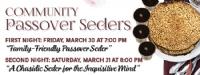 2018 Passover Seder