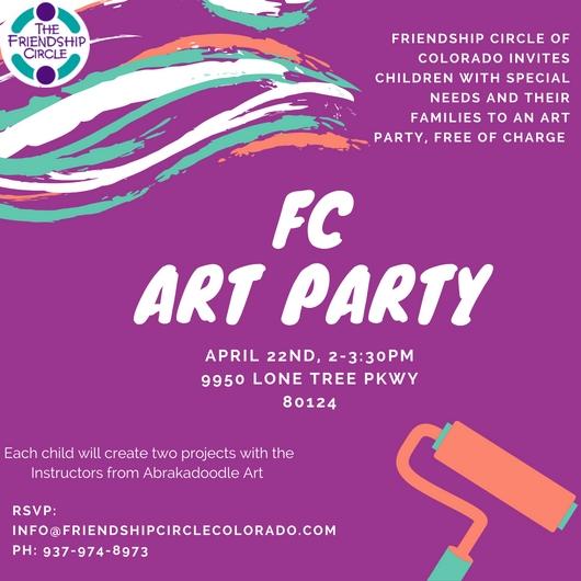 Violet Brushstrokes Art Party Invitation (2).jpg