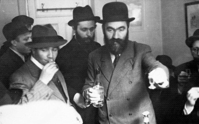 Photo: Kramer family via Early Years/Jewish Educational Media