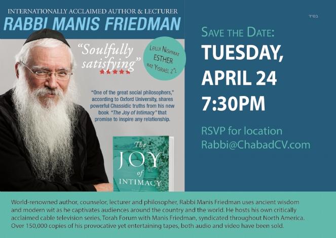 dating rabin manis friedman najbolji upoznavanje s jakarta