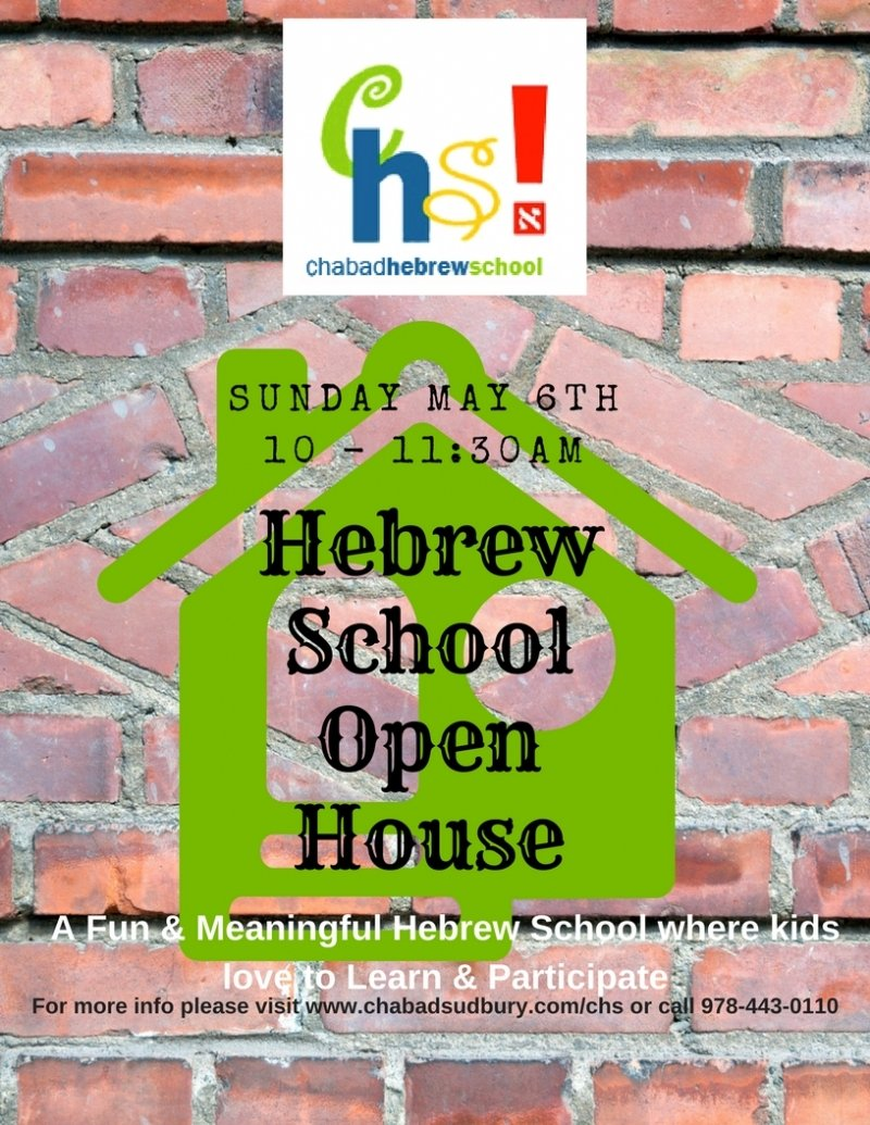 Hebrew School Open House.jpg