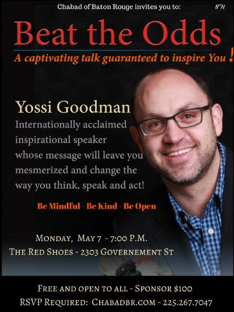 Baton Rouge Yossi Goodman.png
