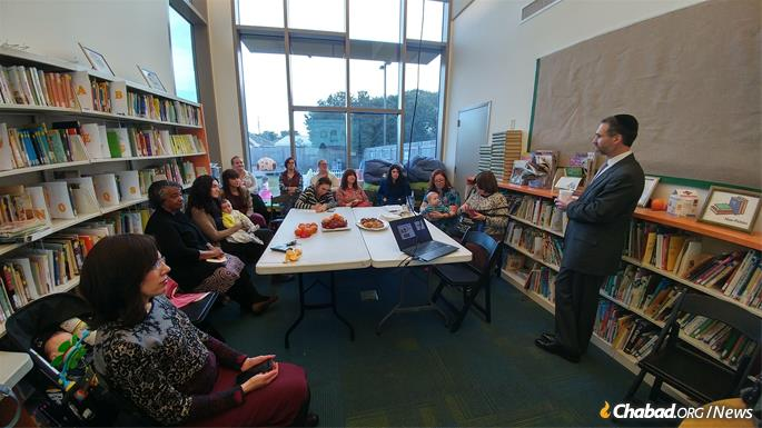 The staff received significant training from the Consortium of Jewish Day Schools (CoJDS).