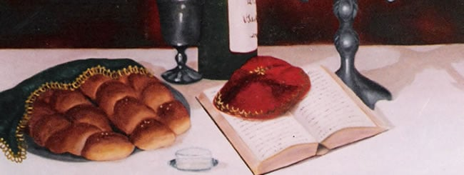 Jewish Art for the Soul: Shabbat: A Spiritual Moment