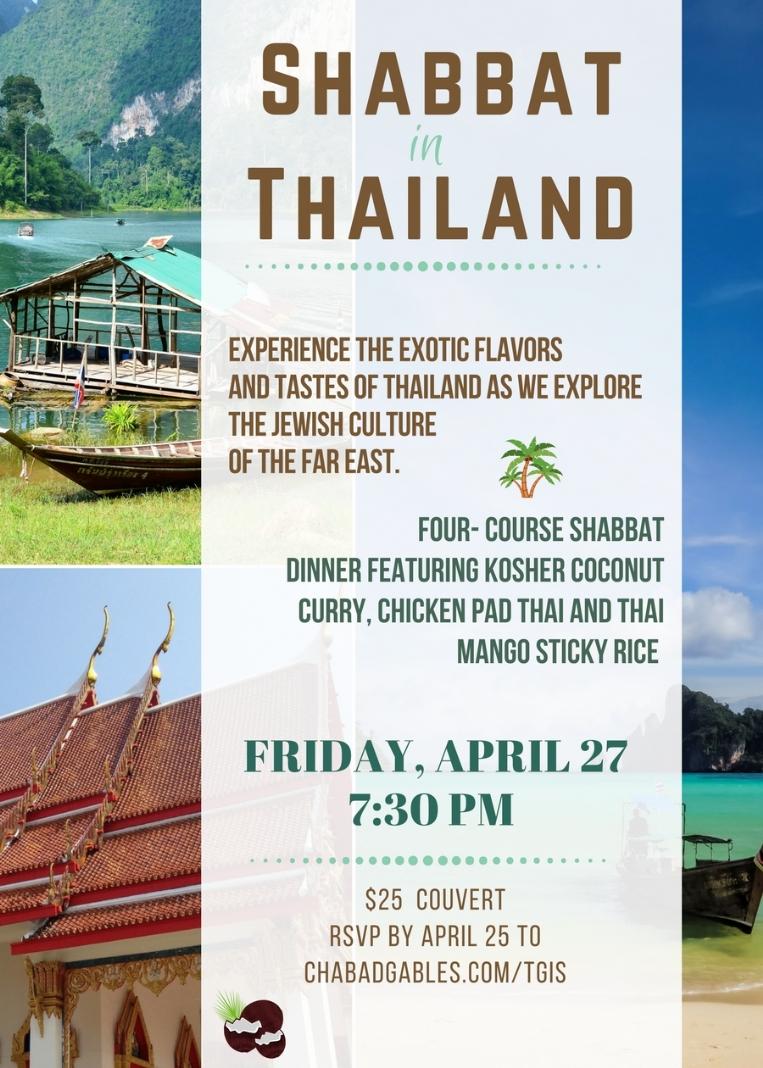 Shabbat Thailand