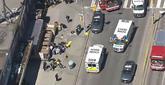 10 dead, 15 Injured as Van Mows Down Pedestrians in Toronto