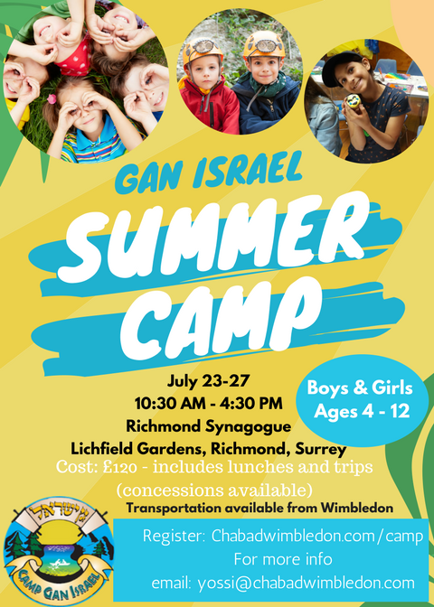 Yellow with Palm Leaves Summer Camp Flyer (1).png