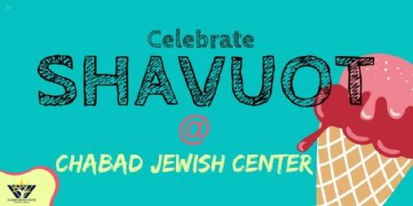Shavuot At Chabad