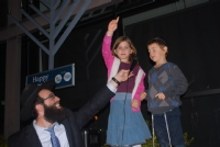 Menorah lighting 2016 videos