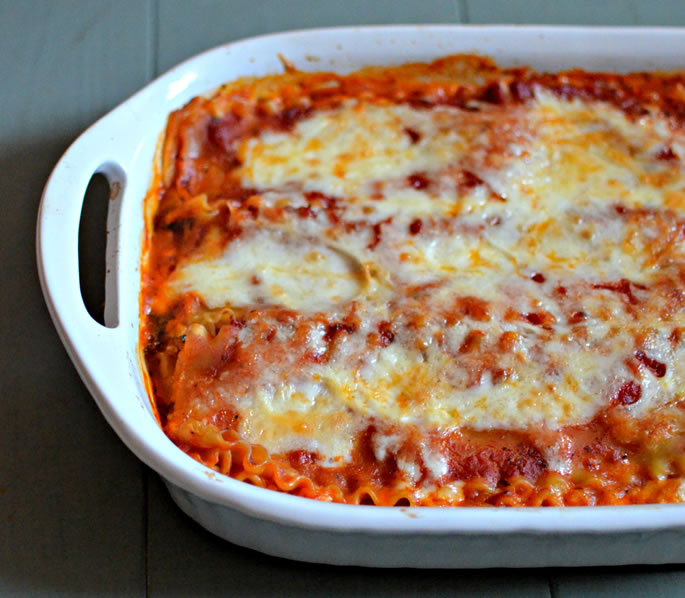 Astonishing The Only Lasagna Recipe You Will Ever Need Home Interior And Landscaping Mentranervesignezvosmurscom