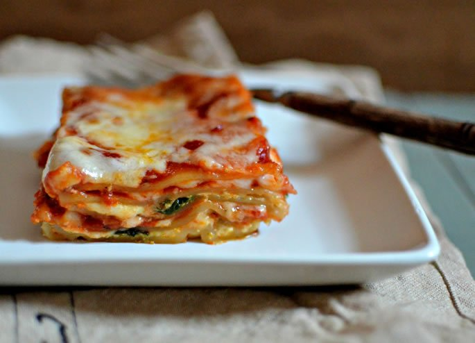 The Only Lasagna Recipe You Will Ever Need Dairy
