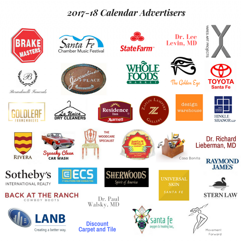 Advertise In The Jewish Art Calendar!