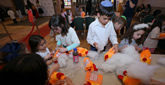 50,000 Kids to Celebrate Shavuot With Chabad in the U.S. Alone
