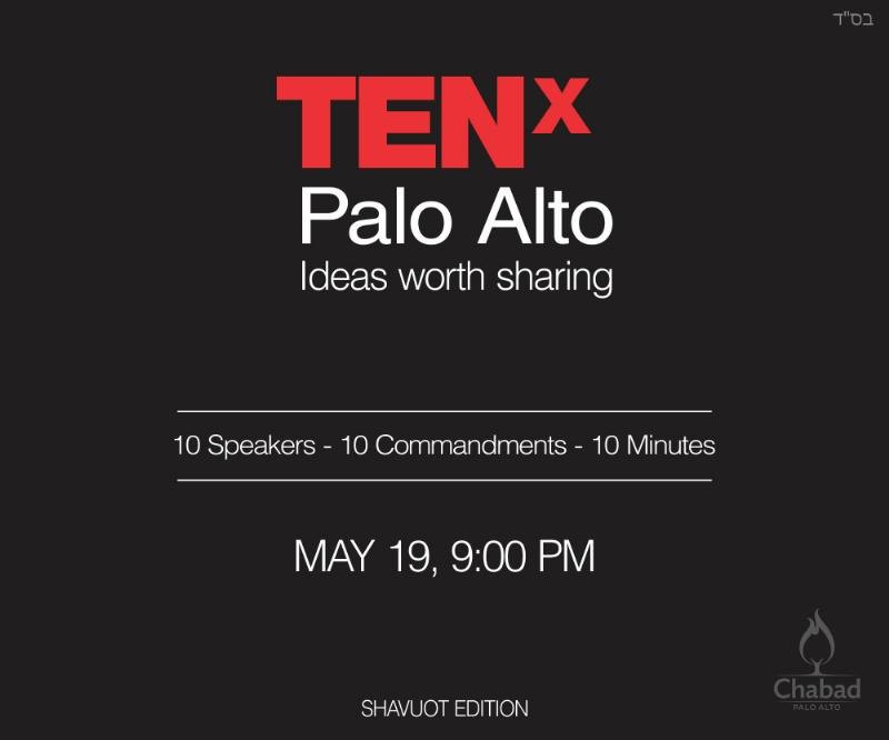 Tenx May 19
