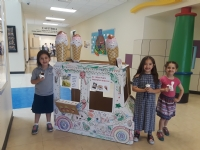 Ice Cream Treats for Rosh Chodesh Sivan  May 2018