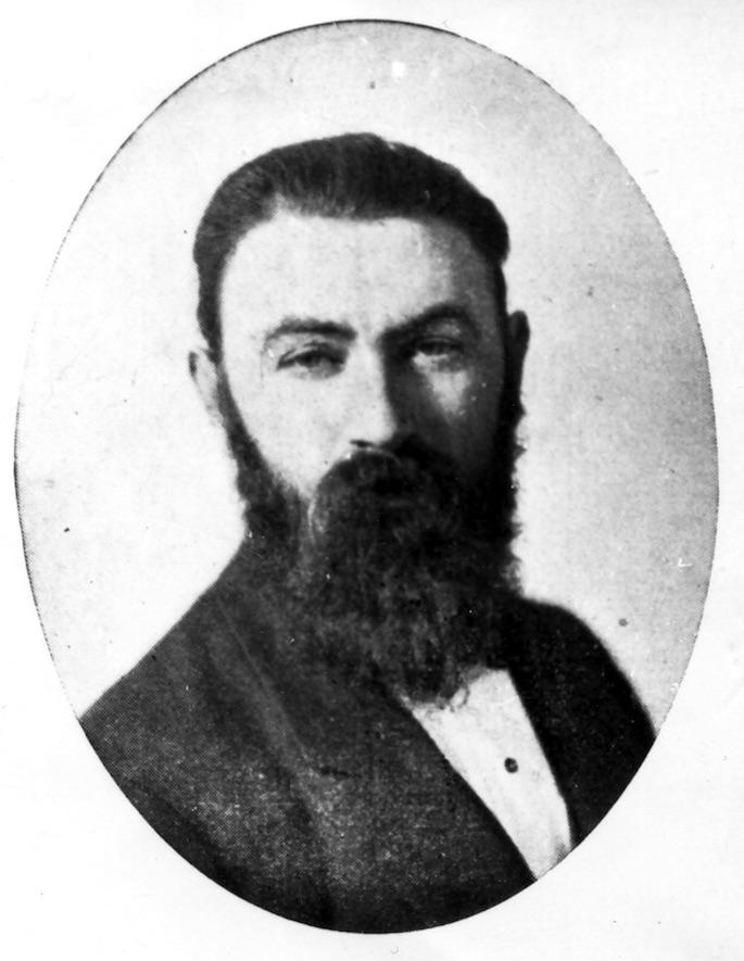 Dubin's official portrait.