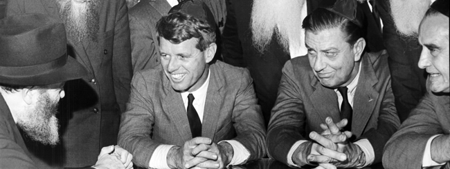 June 2018: 50 Years Later: Robert F. Kennedy and the Rebbe