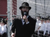 Eli Marcus Sings at Lag B'Omer Rally