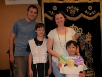 Hebrew School Graduation- June 3rd