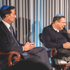 In London, Leading Philanthropists Tell How Torah Changed Their Lives