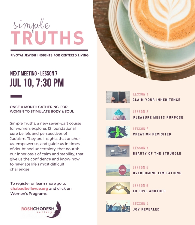ETC - Simple Truths Jul 10