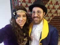 Purim In The Palace 2018