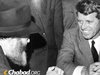 The Rebbe and Senator Kennedy