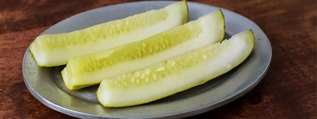 "Mitzvahs & Traditions: What Makes Kosher Pickles ""Kosher""?"