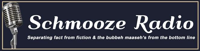 Schmooze Radio Banner