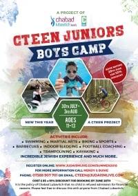 CTeen Junior Boys