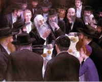 Shabbat Mevarchim Farbrengen