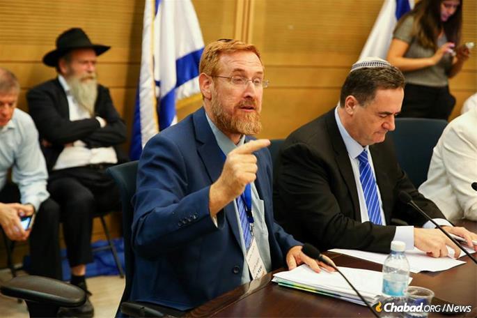 (Photo: Chabad of Israel)
