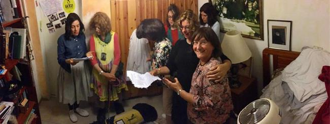 Jewish News: Amid Rockets, Red Alerts and Sirens, Women Take Shelter in Torah Study