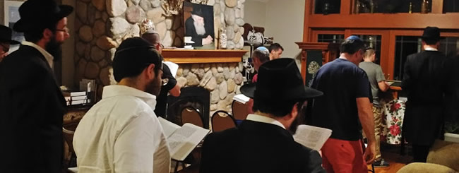 July 2018: Montauk Gets a Minyan