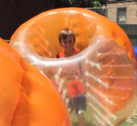 Summer 2018 - Week 4 - Bubble Ball, Bowling, Escape Room