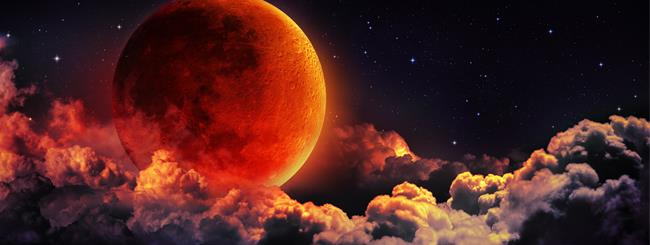 Jewish Holidays: Blood Moons, the Lunar Eclipse and the 15th of Av