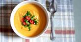 Cauliflower Parsnip Soup