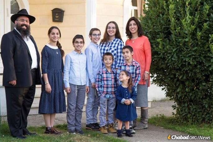 The Edelkopf family