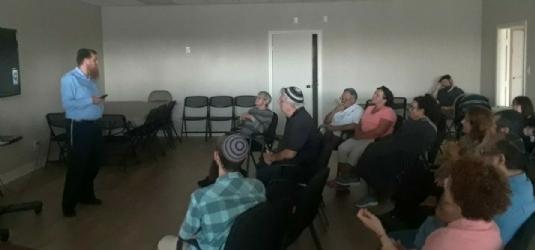 Tisha Bav Film Discussion