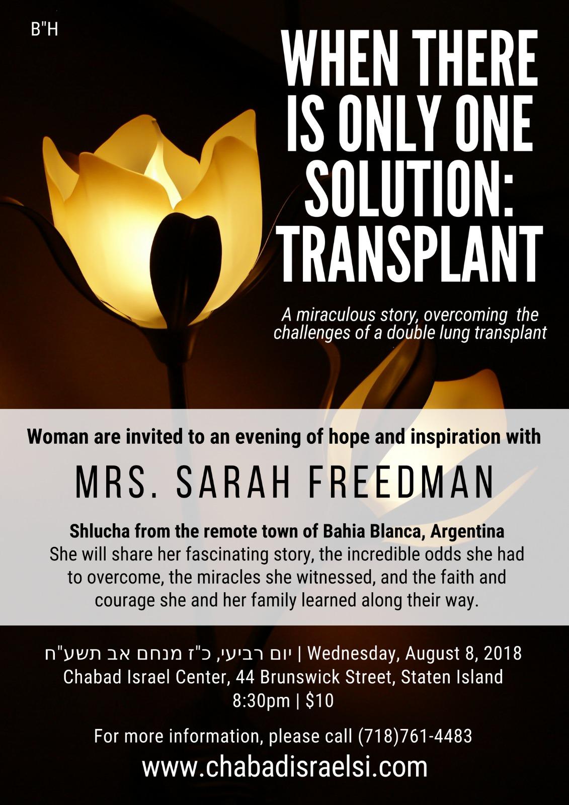 Sarah Freedman event.jpg