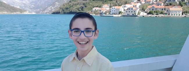 August 2018: First Bar Mitzvah in Centuries in Balkan Nation