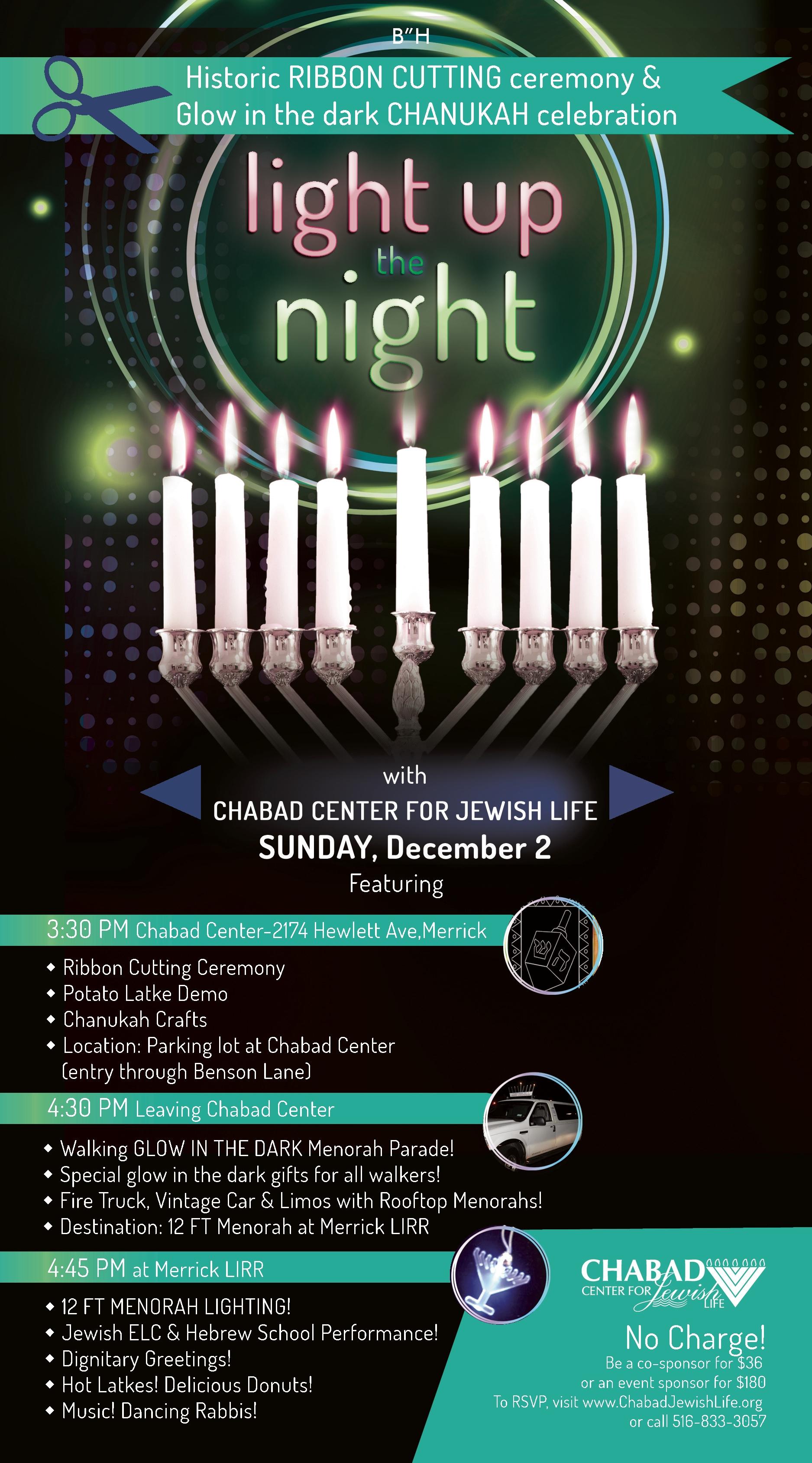 The Chanukah Experience Chabad Center For Jewish Life