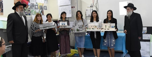 August 2018: Gaza Escalation Won't Hinder Ashkelon's Educational Innovations