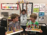 Chanukah Hebrew School 2017