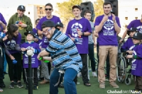 Everyone's an MVP at Jerusalem Friendship Circle's 'Buddy Baseball' Opener