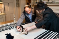 New Torah Dedication